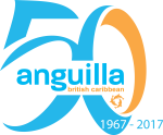 anguilla 50th logo