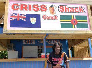 Criss Conch Shack