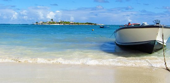 Island Harbour Beach