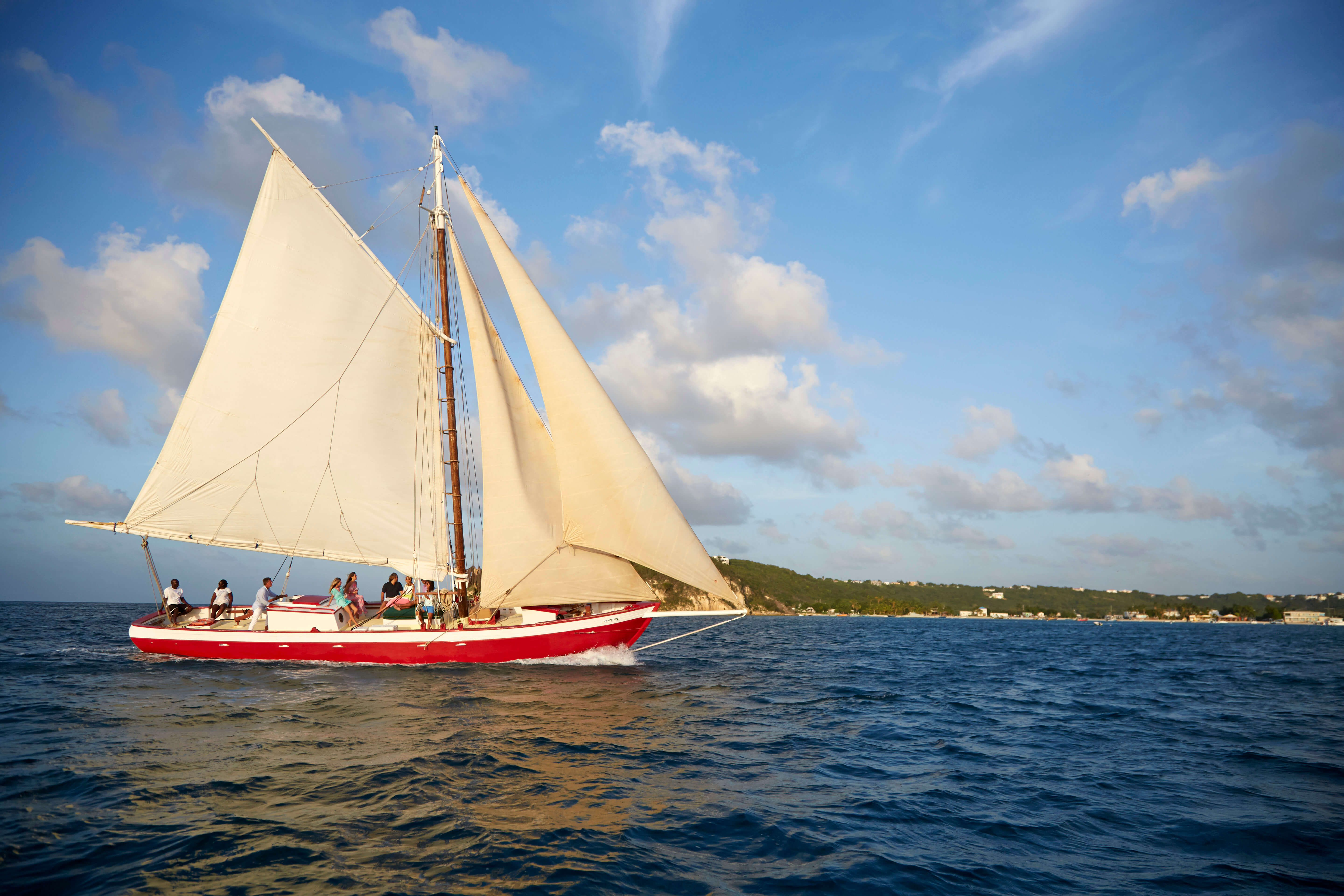 Tradition Sailing Charters