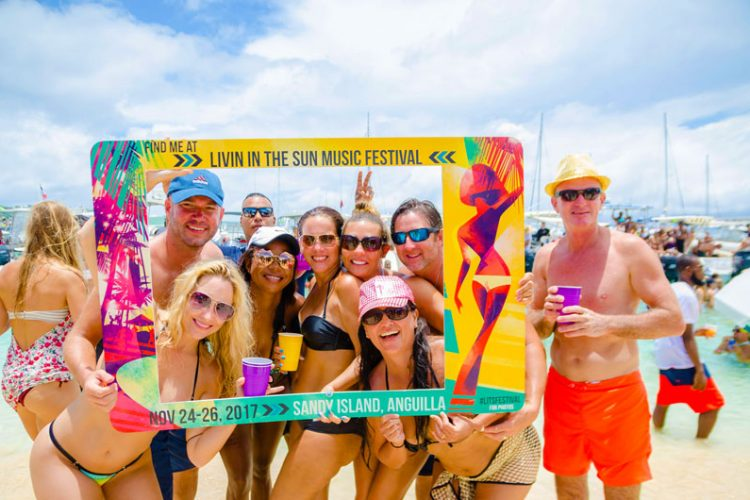 """""""Livin in the Sun"""" Presented by Sandy Island"""