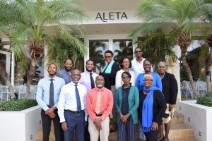 Anguilla Tourist Board Strategic planning retreat